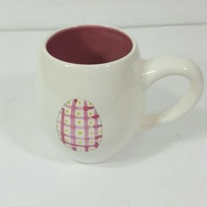 Rae Dunn Mug Happy Easter  Coffee Tea Cup